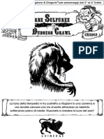 CHADC2 Le Caverne Sulfuree - D&D - Chimerae Hobby Group - Dungeon Crawl