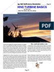 Small Wind Turbine Basic