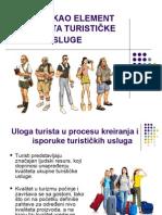 Valentina Antić - Turisti Kao Element Kvaliteta Turističke Usluge