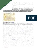 La Historia de Quito 1
