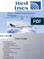 United Continental Holdings 2011