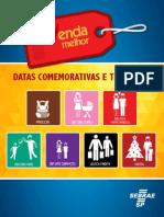 Cartilha SEBRAE - Como Vender Em Datas Comemorativas
