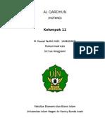 Cover Dan Tektok Fiqh Muamalah