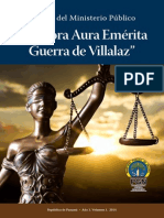 Revista Ministerio Publico