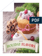 Holiday Flavors - Concord