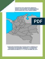 Propuestas de Planeación Ambiental - Pap 2015-2