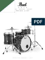 Pearl2015 Price List