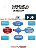 Encuesta de Bienestar Subjetivo en México
