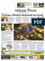 American Press - News - Aug. 16