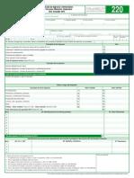 Certificado de Ingresos y Retenciones 2015