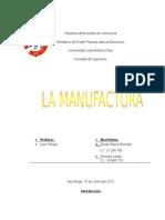Trabajo de Manufactura 2