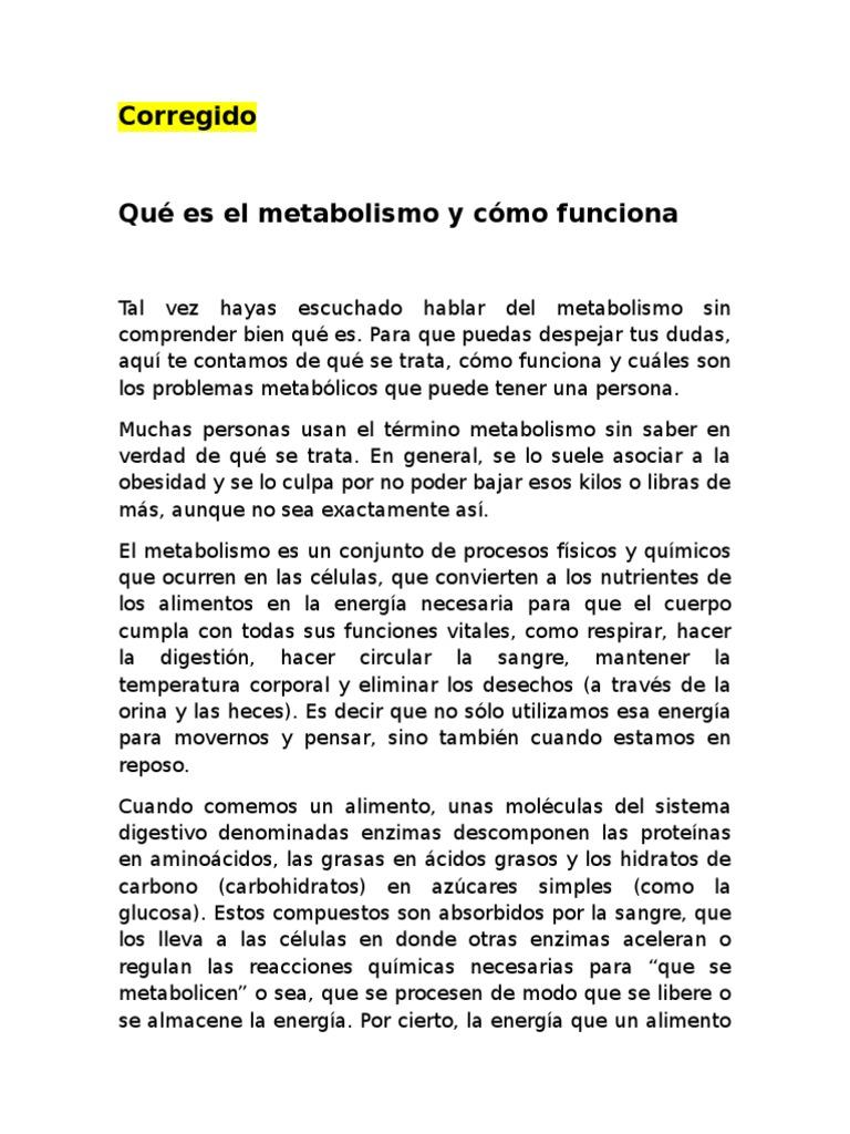 Cómo aumentar el metabolismo puede ser divertido para todos