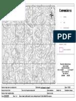 planos topográficos y de Labores de Exploración