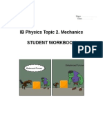 IB Topic 2 Student Workbook