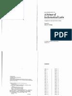 Primer Ecclesiastical Latin - Answers - Full Version