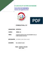 CONCEPTOS BÁSICOS DEL FUNCIONAMIENTO INFORMATICO