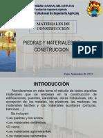 Tema 01 Materiales de Construcción