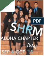 Shrm September & October E-magazine