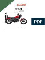 Renegade Duty 150cgb Picture Book