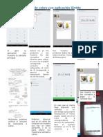 Manual de Cobro Con Aplicación IZettle