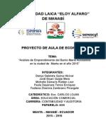 PROYECTO ECONOMÍAS- ESTUDIO DE MERCADO
