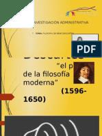 Rene Descartes Diapositiva