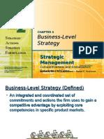 Bab 4 Strategi Pada Tingkat Bisnis