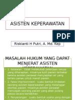asisten keperawatan(1)