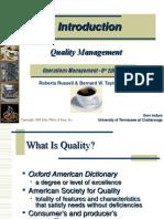 Into Quality Management - Rev00