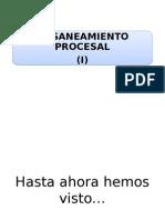 DER.proc.CIVIL I - El Saneamiento Procesal 2015 2