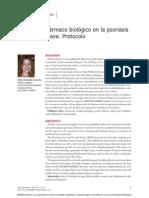 Farmaco Biologicon en Psoriasis