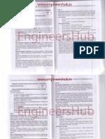 JNTUH B.tech R13 3-1 ECE - EngineersHub