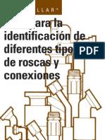 Guia de Identificacion de Tipos de Roscas y Conexiones CATERPILLAR
