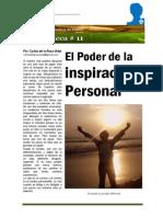 +Carlos de la Rosa Vidal - El Poder de la Inspiración Personal