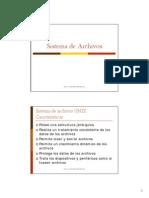 2.Sistema de Archivos