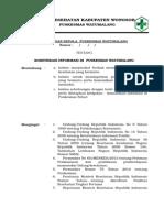 Sk Komunikasi Informasi PUSKESMAS