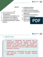 Presentacion Modulo 6. Gestión Ambiental.