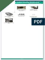 SherlineCollet ER 25 32 40 50 R8 Collet Headstocks and Motors