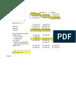 Ejercicios resueltos Introduccion Analisis Financiero
