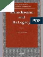(Nag Hammadi and Manichaean Studies 69) J. Kevin Coyle Manichaeism and Its Legacy 2009.pdf