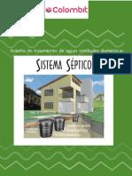 Manual Usuario sistema septico