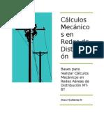 Cálculo Mecánico en Redes de Distribución V1.2