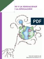 El amor y la sexualidad en la educación