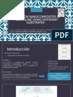 Nanocompositos de Polianilina