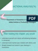 4.Transactional Analysis