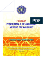 Panduan Internal P3M UMSU