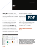 1E AppClarity DataSheet