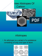 The Three Allotropes Of Carbon- adam lever + artificial face =]