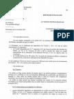 Ordonnance du tribunal administratif sur la métropole