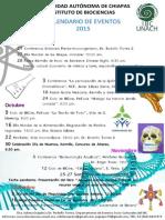 Cartel IBC Eventos2015